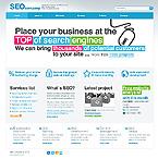Template #28423  Keywords: seo company optimization marketing advertising tools consulting advertisement consultation success
