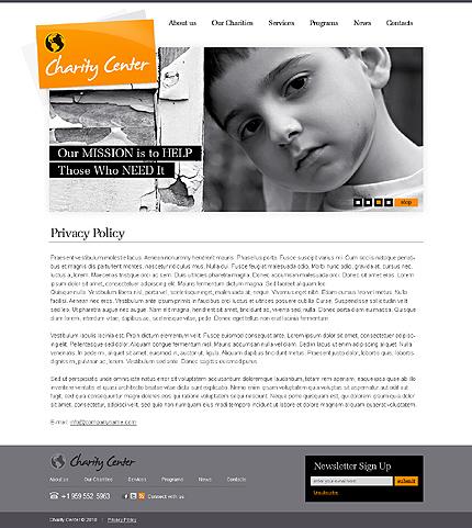 Website Template #28543