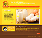 Template #28596  Keywords: jane james farm egg eggs shell pasteurized food yolk protein delicious recipe nourishing natural