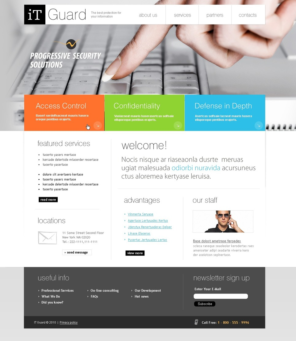 information security website template web design templates website templates download. Black Bedroom Furniture Sets. Home Design Ideas