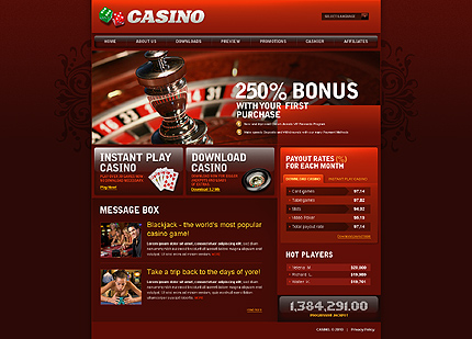 Шаблоны сайтов онлайн казино американские игровые автоматы играть бесплатно