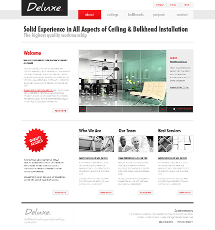 Website Template #28918