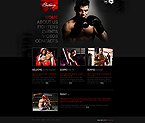 Website template #28938 by Mercury