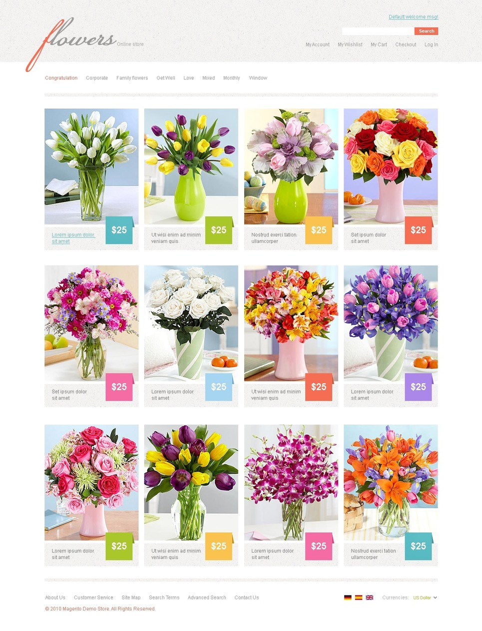 how to start a flower shop online