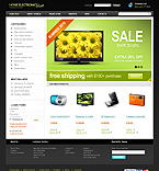 VirtueMart Template #29270 by Matrix
