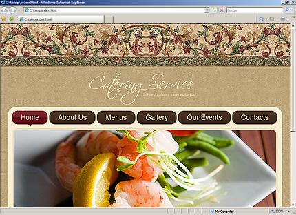 Website Template #29367