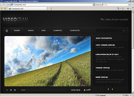 Website Template #29535