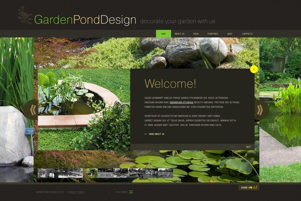 Garden design flash template 29552 for Garden design questions