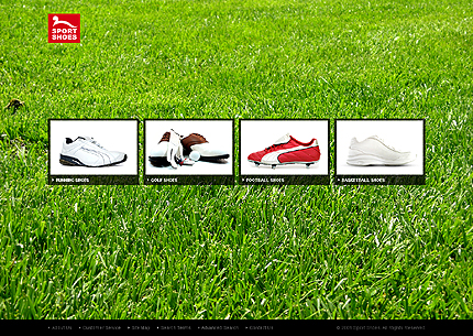 Sports shoes - Best Sports Footwear Store Magento Template