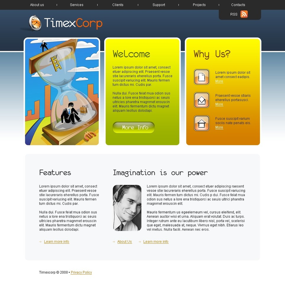 Business Turnkey Website 2.0 New Screenshots BIG