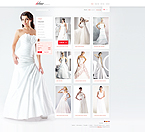 Wedding Store Online - PrestaShop Theme #29752 by Mercury