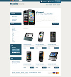 Cell Phones Online - PrestaShop Theme #29792 by Mercury