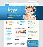 Website template #29802 by Delta
