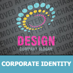 Corporate identity template #29845 by Logann