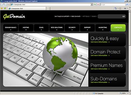 Website Template #29877