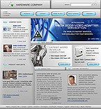 3-Color Website #3087