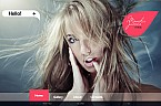 Flash CMS Template #30009