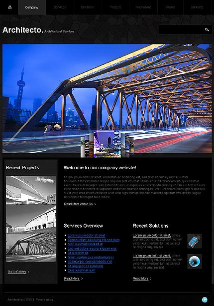 Website Template #30055