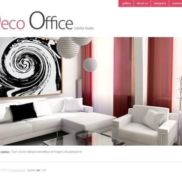 Office Interior Free Website Templates For Download About 1