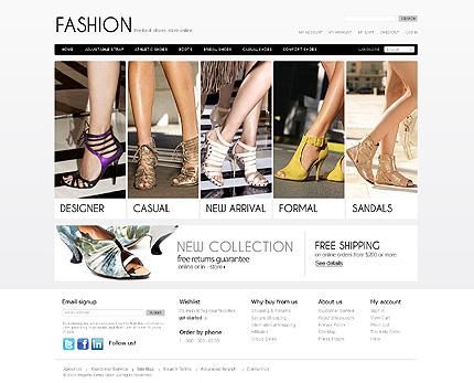 Website Template #30144