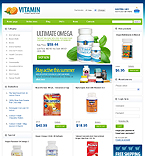 VirtueMart Template #30152 by Di
