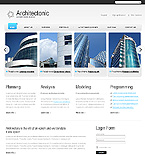 Joomla template #30291 by Di
