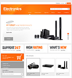 VirtueMart Template #30316 by Mercury