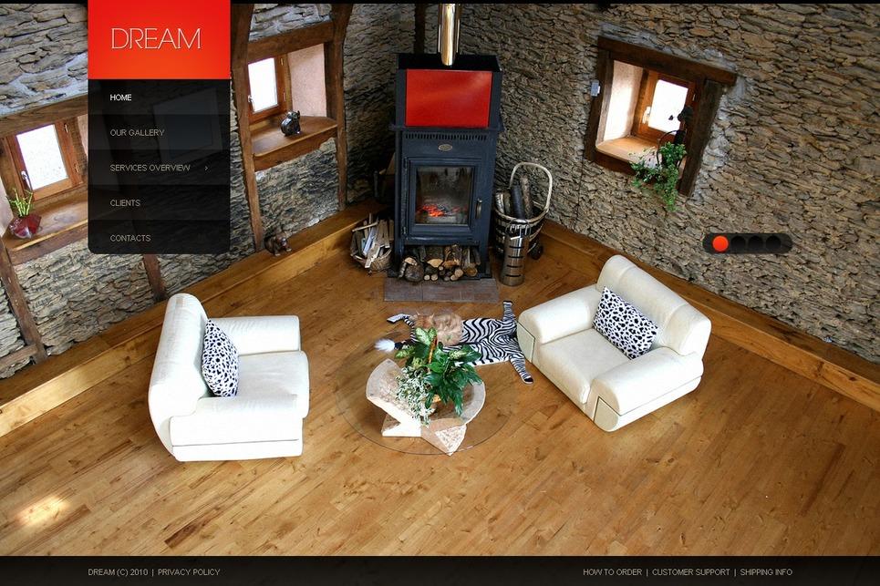 Th me joomla 30352 pour site de design int rieur for Site design interieur
