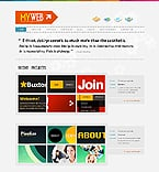 Website template #30385 by Nessy
