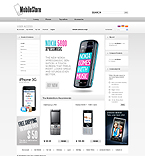 Magento theme #30406 by Mercury
