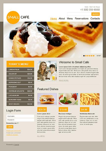 Website Template #30534