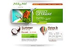 Website template #30584 by Jaguar