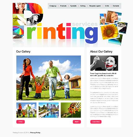 Website Template of Burhan SEO and Design