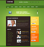 Website template #30826 by Hugo