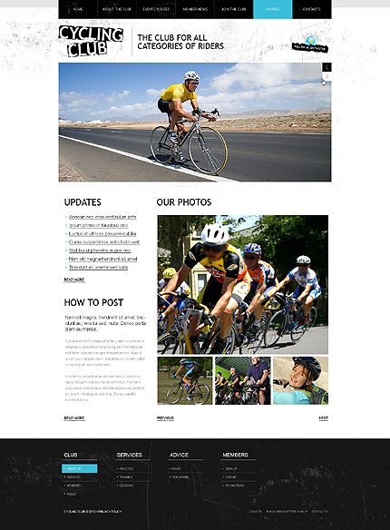 Website Template #31012