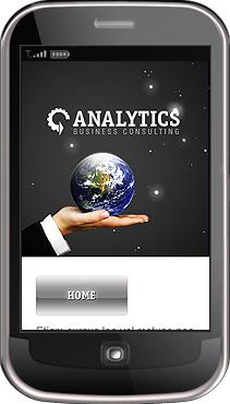 Заказ создания сайта или интернет магазина на тему Бизнес, Мобильные шаблоны, на основании шаблона №31019.