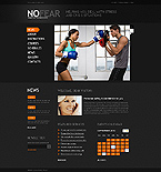 Website template #31028 by Cowboy