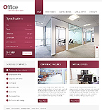 Website template #31062 by Mercury