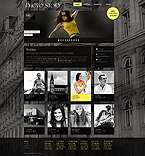 Website template #31075 by Irene