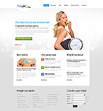 Website template #31081 by Nessy