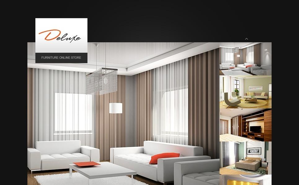 Furniture Magento Theme New Screenshots BIG