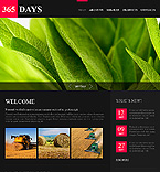 Website template #31089 by Cowboy