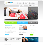 Website template #31158 by Delta
