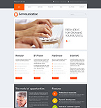 Website template #31379 by Cowboy