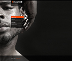 Website template #31388 by Mercury