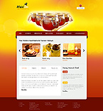 Website template #31442 by Nessy