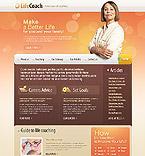 Website template #31443 by Delta