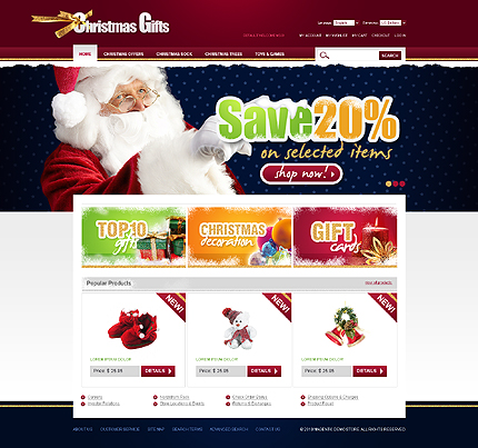 Perfect presents shop collections – Christmas gifts