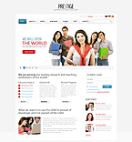 Website template #31577 by Sawyer