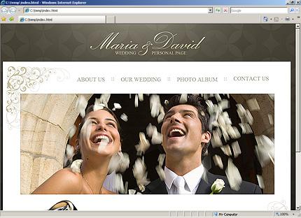 Website Template #31595